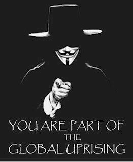 You are part of the global uprising