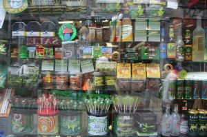 Amsterdam-420-cannabis-products-window