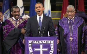 Obama-sings-Amazing-Grace-poolvideo