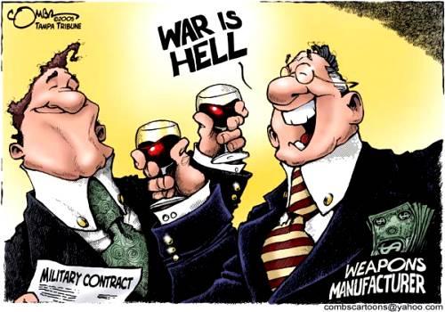 war-is-money