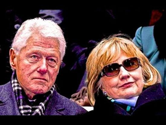 Bill-HIllary-Clinton-Corrupt