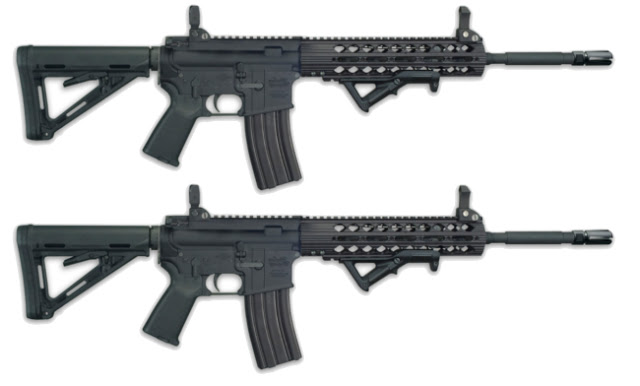 Image: Another patsy set up by the FBI in 2015 was allowed to purchase two semi-automatic rifles at a gun store before being arrested upon leaving with the weapons.