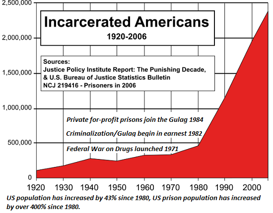 The Over Criminalization Of American Life
