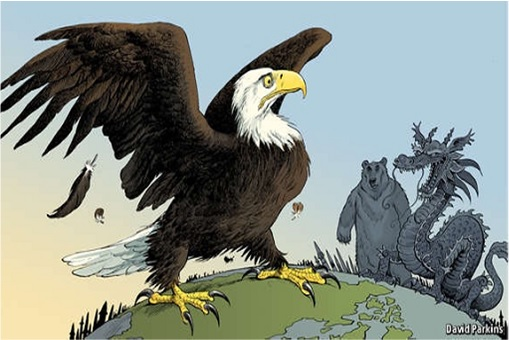 Либеральный миропорядок под угрозой